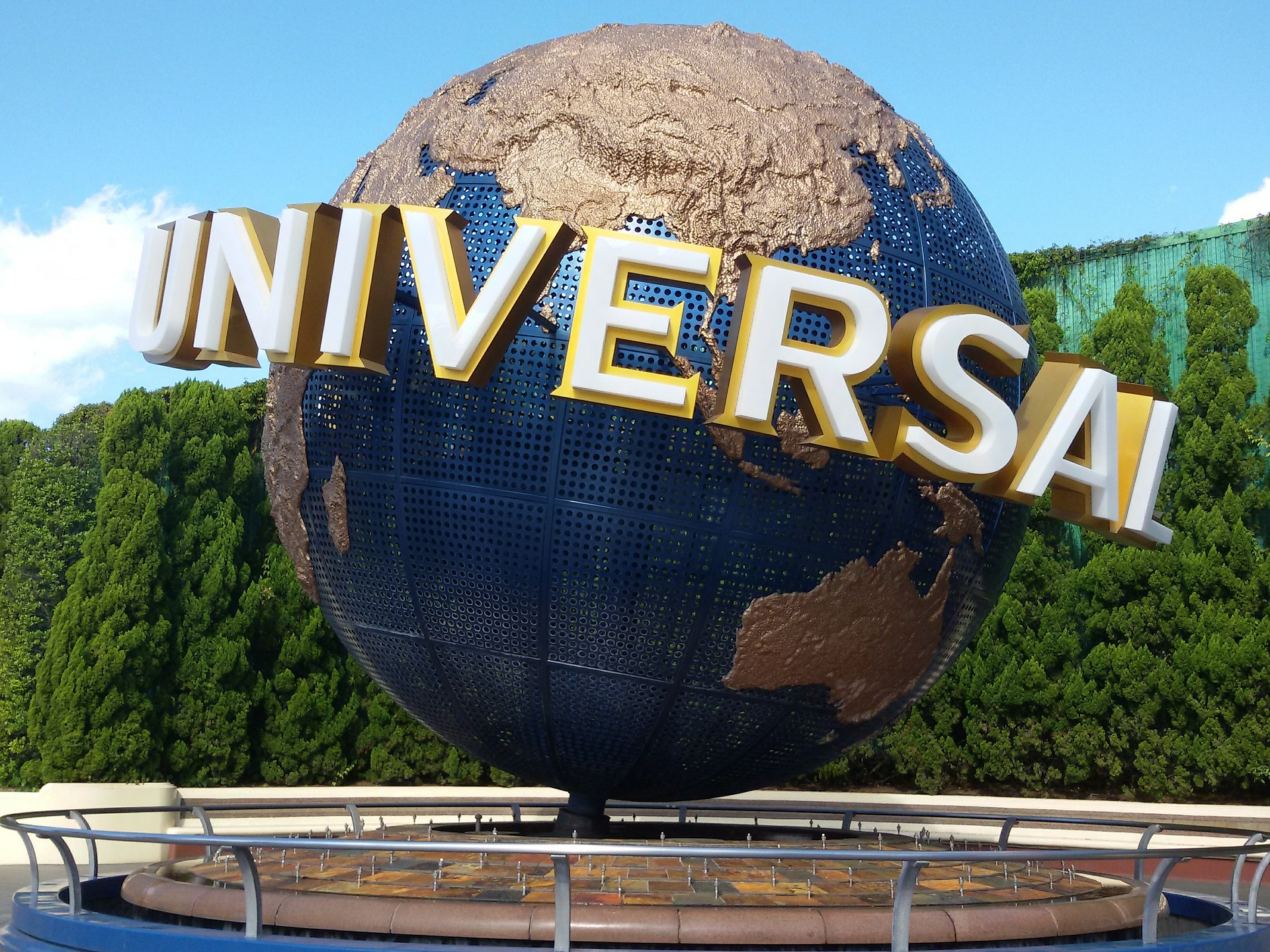 Universal Studio Japan (USJ)