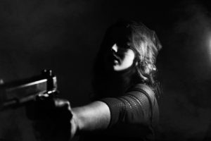 tembak mati